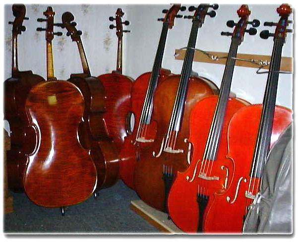 Cello Bass Cello Sales Repairs Kitchener Waterloo